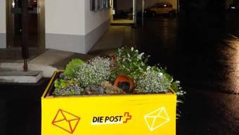 Die Post in Wölflinswil wird im Herbst geschlossen