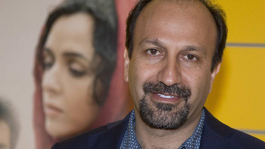 """Der iranische Asghar Farhadi bleibt der Oscar-Verleihung aus Protest fern. Sein Film """"The Salesman"""" ist in der Sparte bester ausländischer Film nominiert. (Archivbild)"""