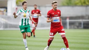 Das letzte Spiel gegen Tuggen verlor der FC Baden, jetzt folgt die Revanche.