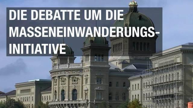 MEI: Welche Vorlagen werden im Parlament diskutiert?