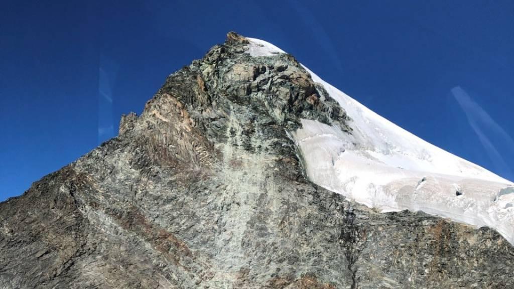 Deutscher Alpinist stirbt bei Absturz am Pollux