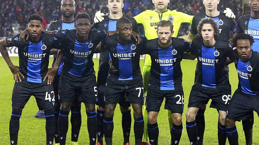 Belgien bricht Saison endgültig ab - FC Brügge Meister