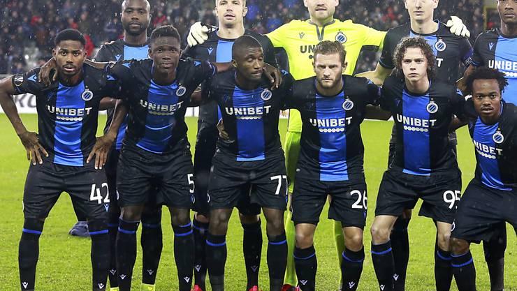 Der FC Brügge ist zum 16. Mal Meister in Belgien