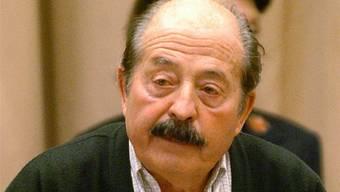 Lügner, der die Wahrheit sagt: Enric Marco am Prozess 2005. Keystone