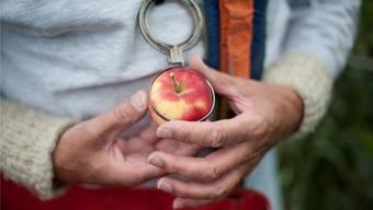Auf die Grösse kommt es nicht an: Ein Apfel am Tag ist gesund für Herz, Lunge und Verdauung.