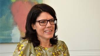 «Die vorliegende Variante entstand in einem partizipativen, konstruktiv geführten Prozess»: Barbara Horlacher, Stadtammann Brugg und Vizepräsidentin Brugg Regio.