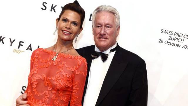 Er hat Geld, sie liebt Luxus: Walter und Irina Beller (Archiv)