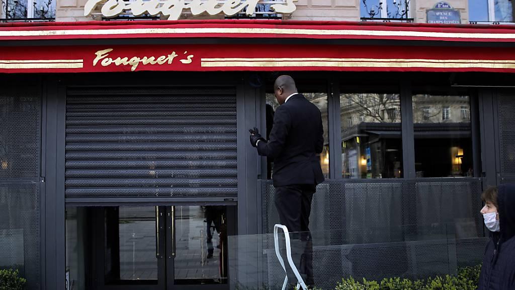 Axa bietet französischen Gastronomen 300 Millionen Euro an