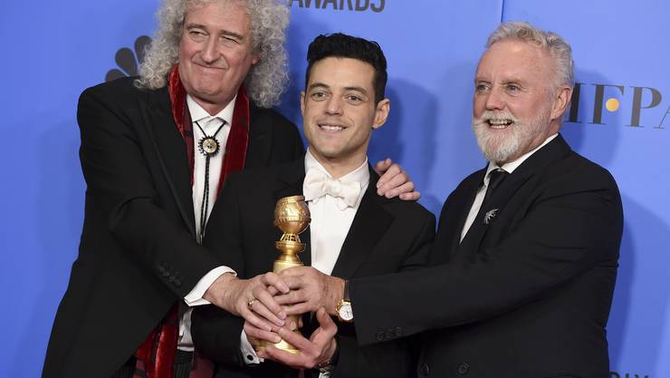 """Bestes Filmdrama - """"Bohemian Rhapsody"""""""