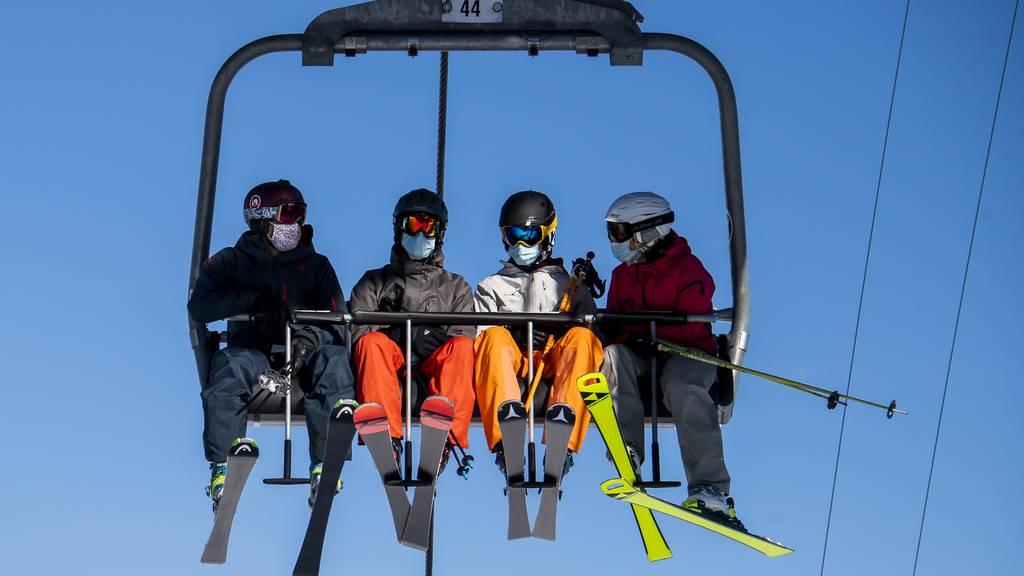 Eine Schliessung der Skigebiete wäre «branchenweit dramatisch»