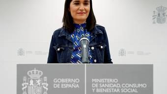 Mutmassliche Manipulation bei Uni-Noten: die spanische Gesundheitsministerin Carmen Montón tritt zurück. (Archivbild)