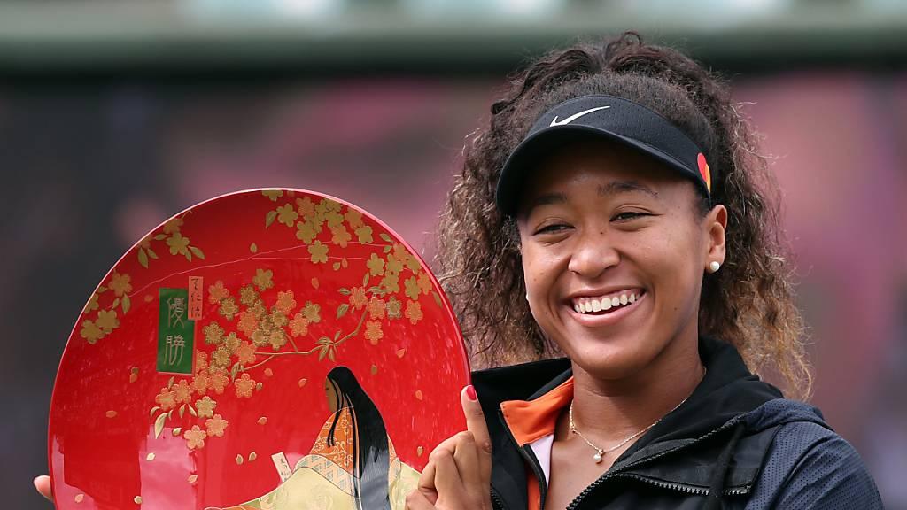 Naomi Osaka triumphiert erstmals in Japan