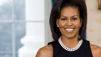 Michelle Obama reist ohne ihren Barack nach Spanien (Archiv)