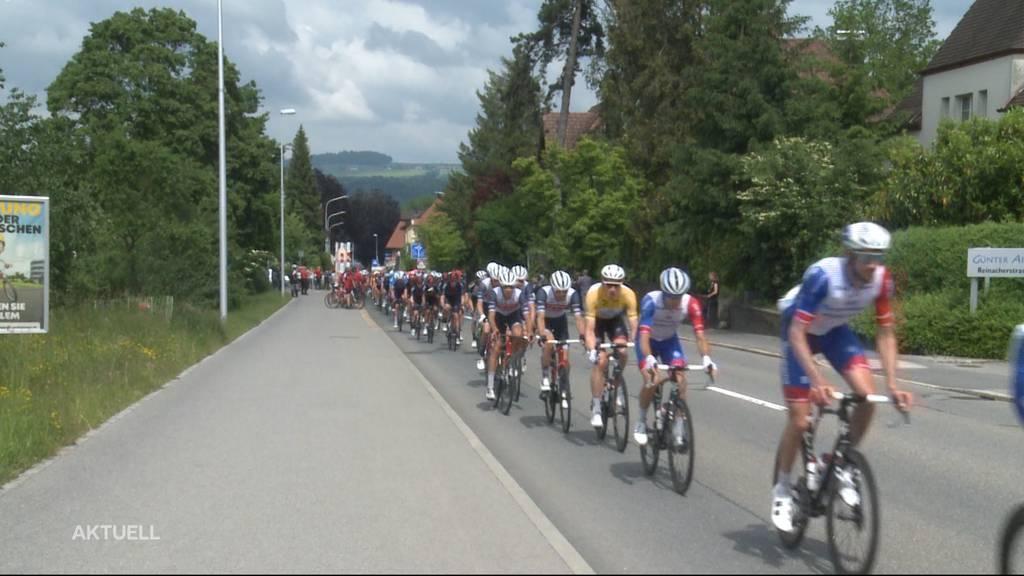 Tour de Suisse im Aargau