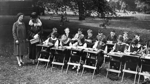 Würdest du diesen Test für Elfjährige von vor 100 Jahren bestehen?