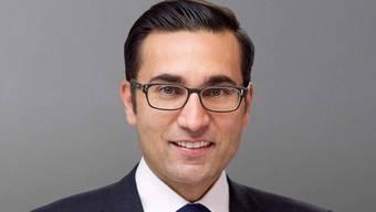 Neuer starker Mann bei der UBS: Iqbal Khan.