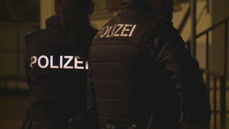 Die St.Galler Kantonspolizei musste am Freitagabend wegen eines Streits nach Kaltbrunn ausrücken.
