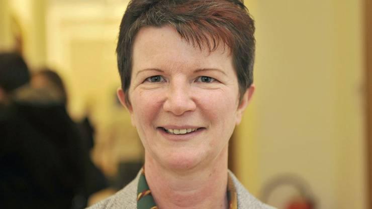 Gastrednerin an der 1.-Mai-Feier in Balsthal: Evelyn Borer.