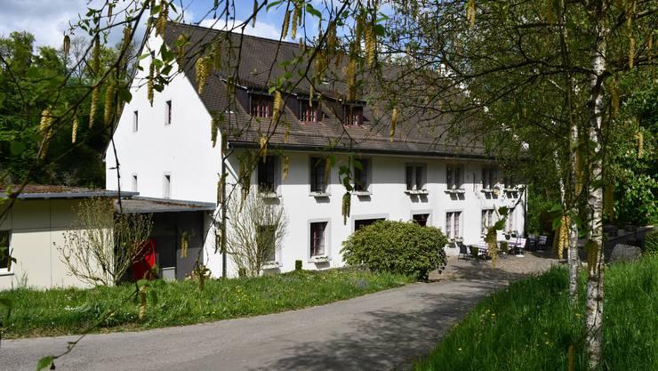Das 400-jährige Gebäude steht unter Denkmalschutz. (Bild: 28.4.18)
