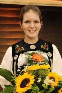 Sabrina Bolliger aus Lenzburg
