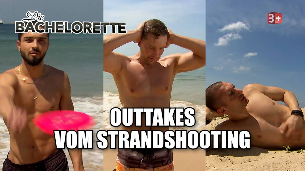 Staffel 6 - Outtakes vom Strand-Shooting?