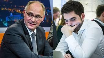 Cédric Wermuth (SP) ist aus taktischen Gründen für Hansjörg Knecht.