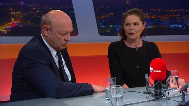 Roberta Giezendanner: «Mit Ueli komme ich ganz sicher zwischendurch in Kämpfe»
