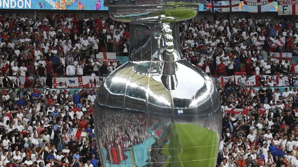 England zumindest einmal ohne Zuschauer