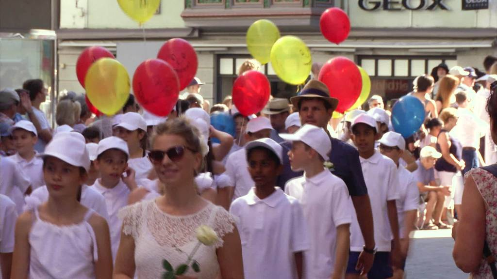 News: Absage Kinderfest, Super Puma über St.Gallen