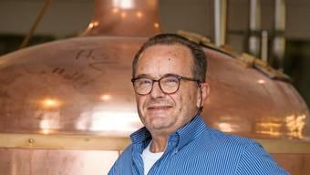 Christian Weber, ehemaliger Geschäftsleiter der Wädi Brau Huus AG, wird jetzt deren Verwaltungsratspräsident. (Bild: P. Gutenberg)