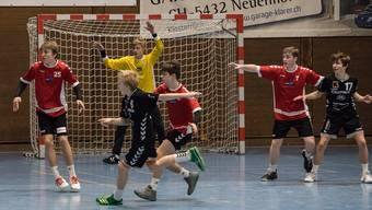 Handball-Junioren U15 HSG Aargau Ost vs. Kadetten Schaffhausen