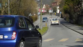 Die St. Niklausstrasse wird langsamer. (Archiv)