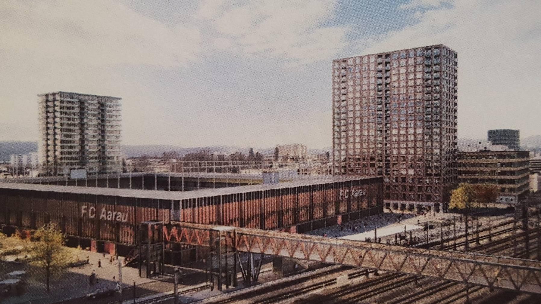 Torfeld Süd Plan B Bauprojekt