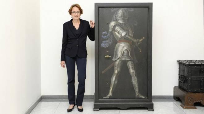 Eva Herzog schont niemanden, wenn es gilt, die Staatsschatulle von Basel-Stadt zu hüten. Foto: Martin Töngi