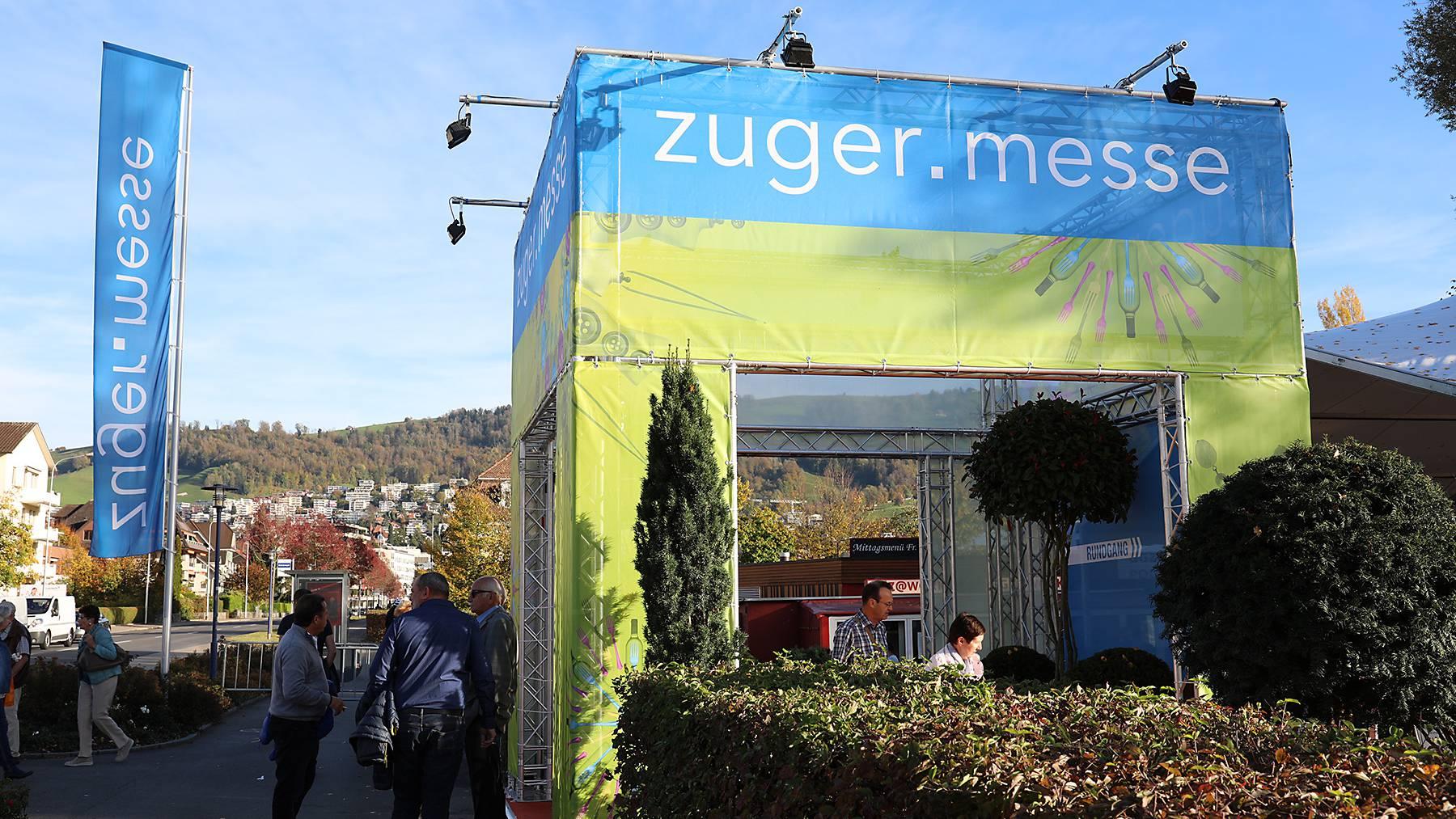 Zuger Messe 2019
