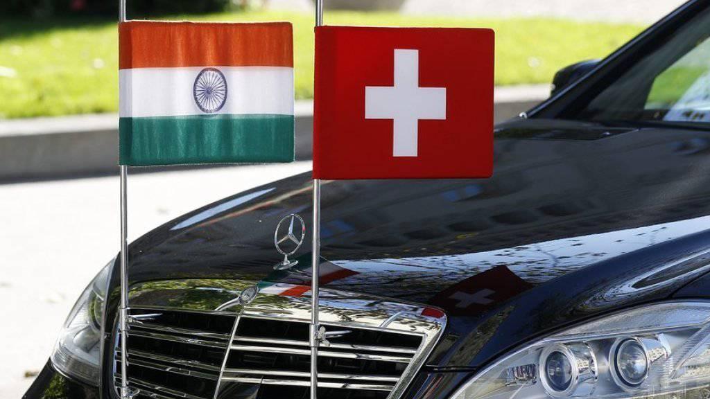 Indische Steuersünder beschäftigen derzeit die Schweizer Justiz. Ein Abkommen soll künftig den Austausch steuerrelevanter Informationen zwischen beiden Ländern automatisieren. (Symbolbild)
