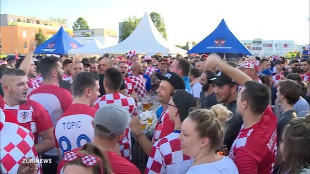 WM-Erfolg lässt Kroaten auf bessere Zeiten hoffen