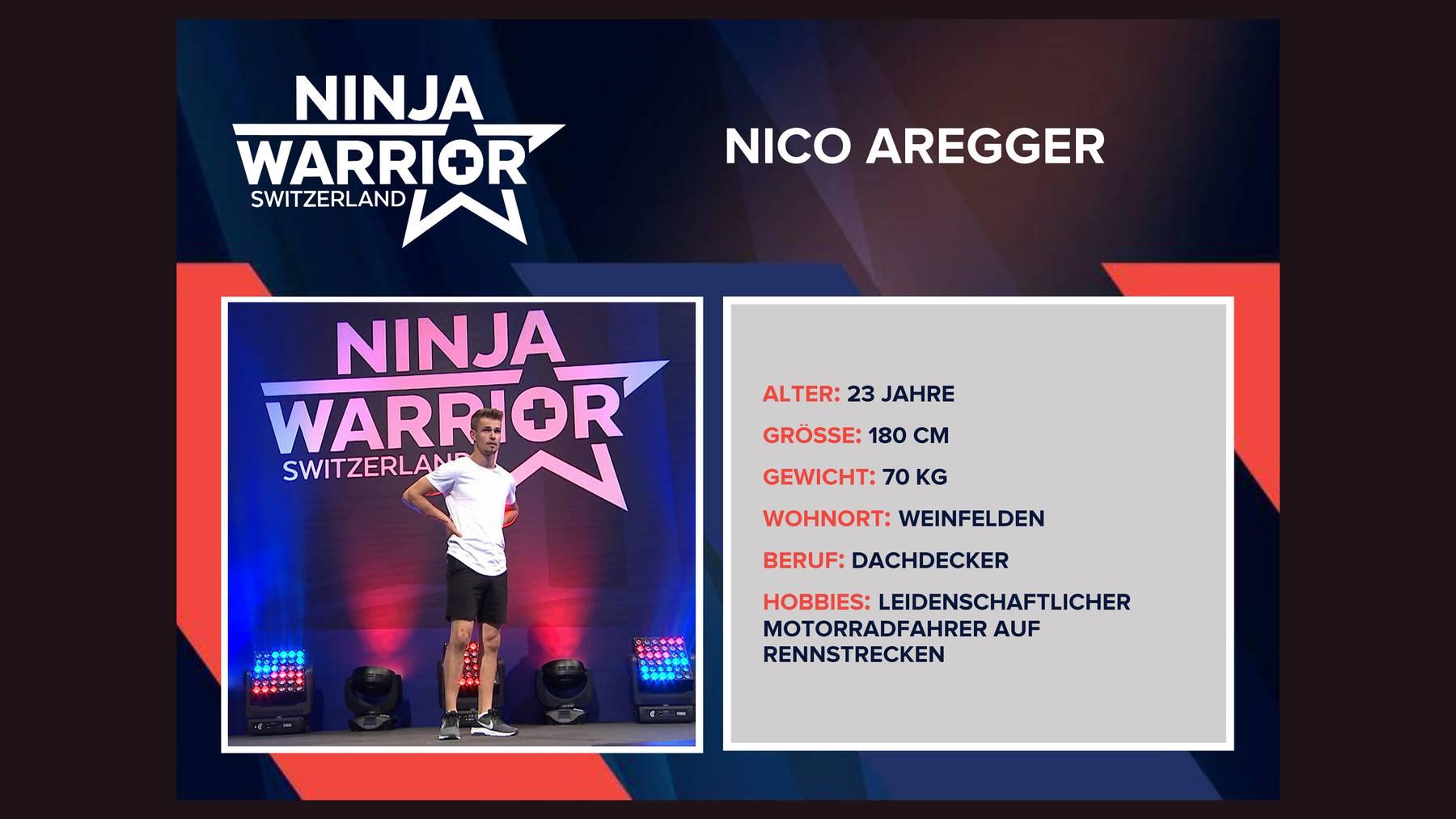 Nico Aregger