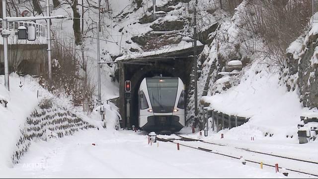 Sanierung des Weissensteintunnels verzögert sich