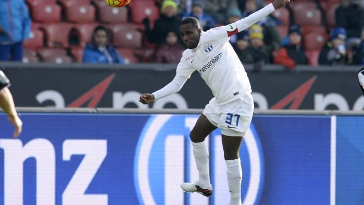 Der neue Captain Gilles Yapi erzielte im Letzigrund den ersten Treffer