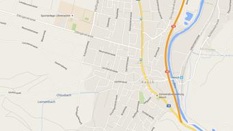 Der Auffahrunfall geschah in Aesch auf der A18.
