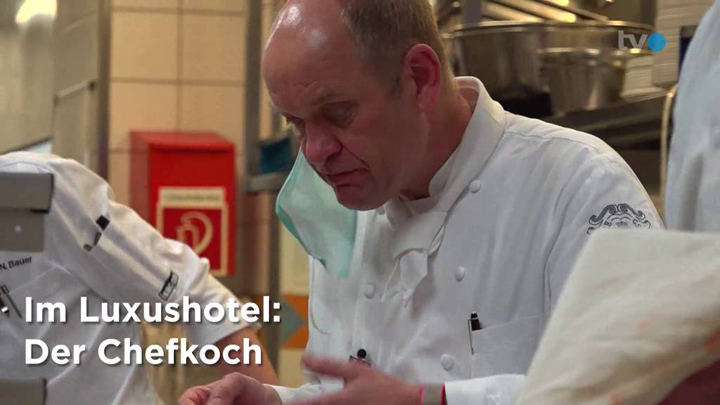 Im Gstaad Palace: Herr der Geschmäcker