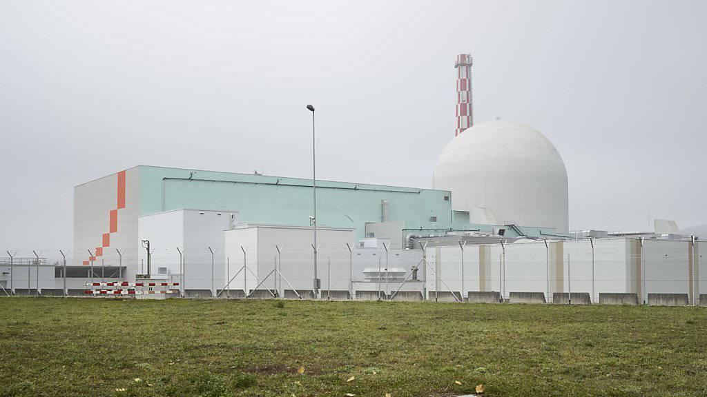 Das AKW Leibstadt musste wegen einer defekten Druckmessung am Sonntag erneut abgeschaltet werden. (Archivbild)