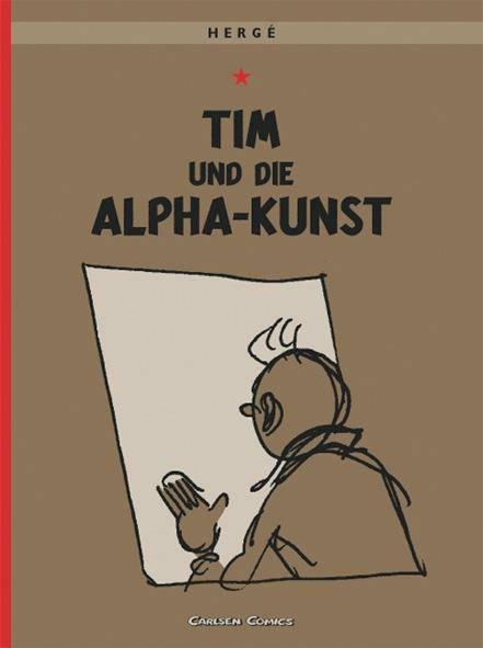 Tim und Struppi 24: Tim und die Alphakunst. (© PD)