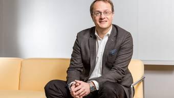 Markus Hengstschläger.