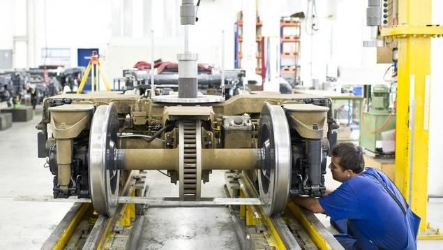 Die Schweizer Industrie leidet unter dem starken Schweizer Franken. (Symbolbild)