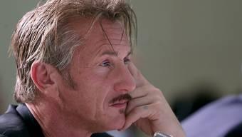 Sean Penn hat eine hartnäckige Verehrerin. Nachdem sie zwei mal vor seiner Tür aufgetaucht ist, hat er sie festnehmen lassen. (Archivbild)
