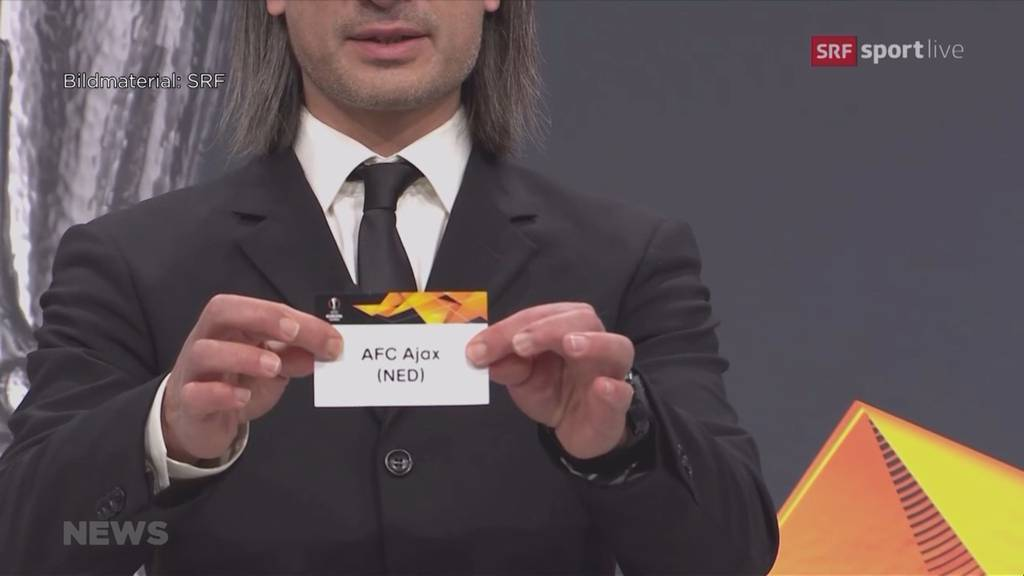 YB trifft im Europa League Achtelfinal auf Ajax Amsterdam