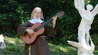 Clara-Schwester Johanna hat schon immer gern gesungen. Nun bringt sie ihre erste CD heraus. ZVG