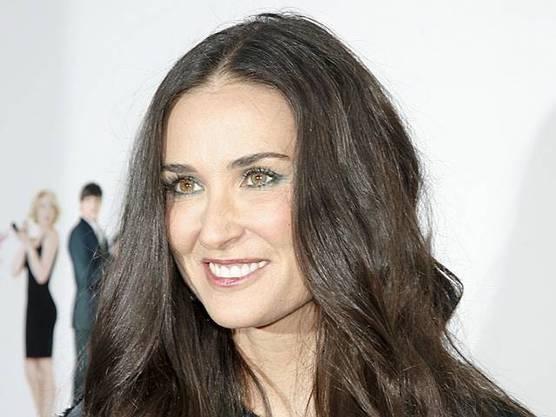 Hollywood-Star Demi Moore (Archiv)